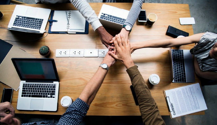 how to create a collaborative workplace